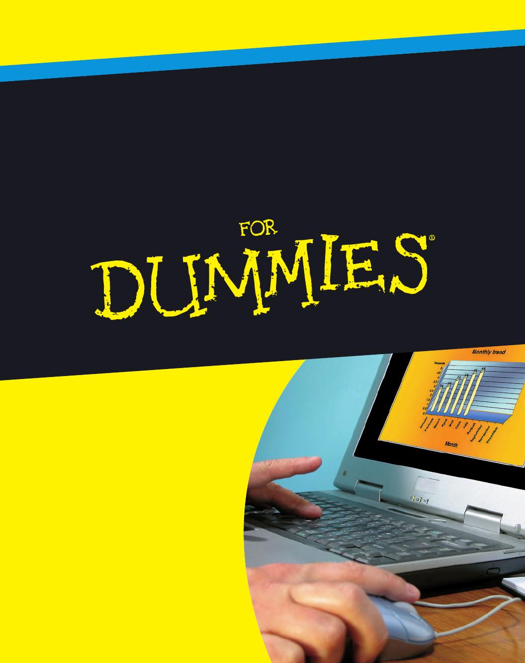 MICROSOFT EXCEL 2010 FOR DUMMIES PDF